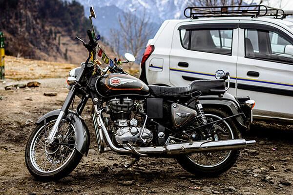 motocikla tiesības populārām personām